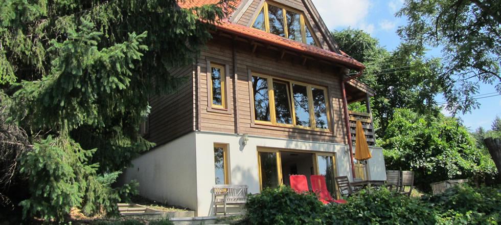 Vakantiehuis Wooden Beauty